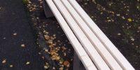 Серебристый б р д.22 к.1 ремонт скамейки (1)