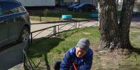 Котельникова ал.д.6 к.1 окраска ограждений