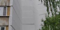 Серебристый 24к2, глухая стена между 10 и 11 пар